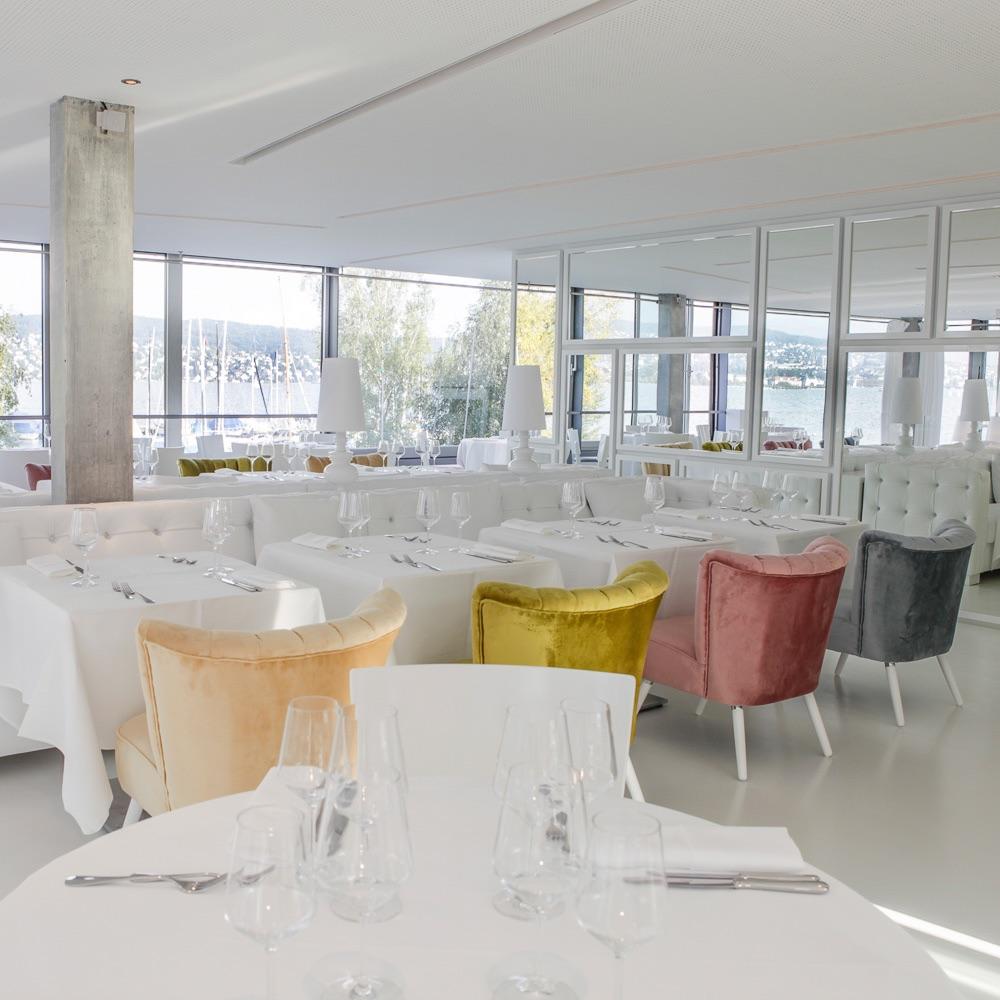 Louis Restaurant Zürich Einrichtung