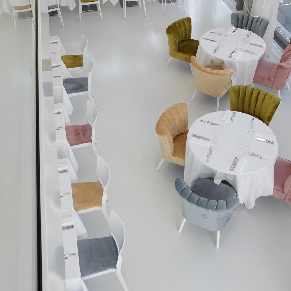 Louis Restaurant Zürich Tische