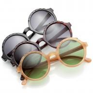 Lunettes Selection – Brillen wie Kunstobjekte