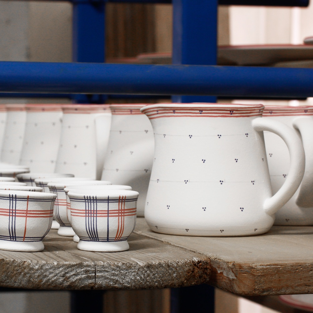 Hedwig Bollhagen hedwig bollhagen ceramics in marwitz berlin creme guides