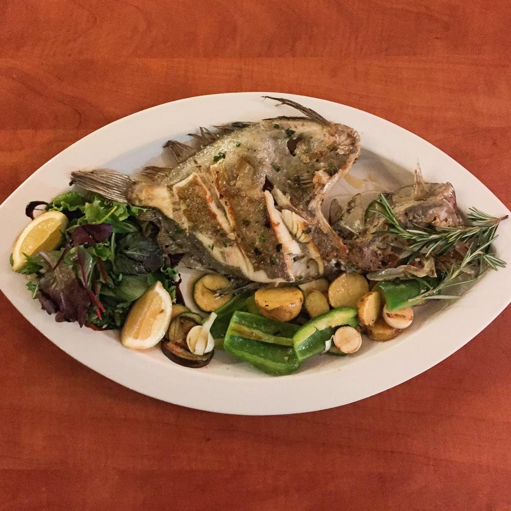 Lesendro Fisch Restaurant Berlin Fisch