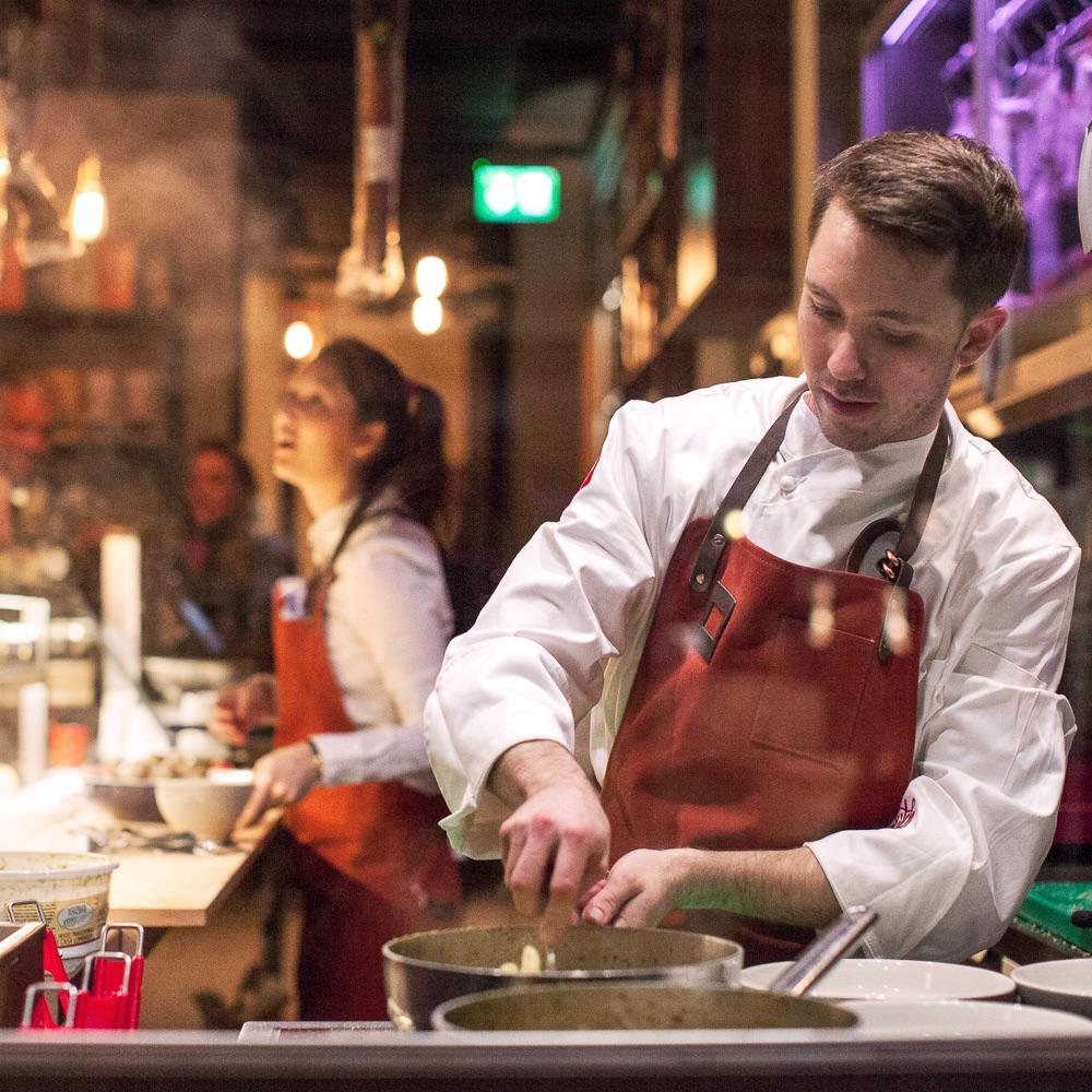Milchbar Delikatessen Restaurant Zürich Koch