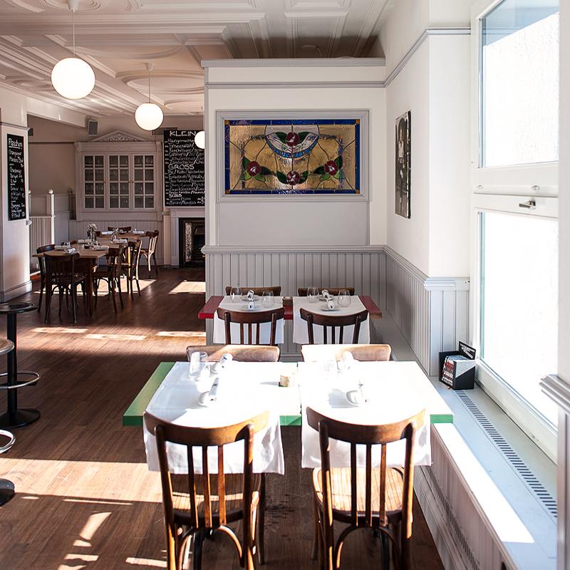 Nachtjäger Restaurant Zürich Interieur