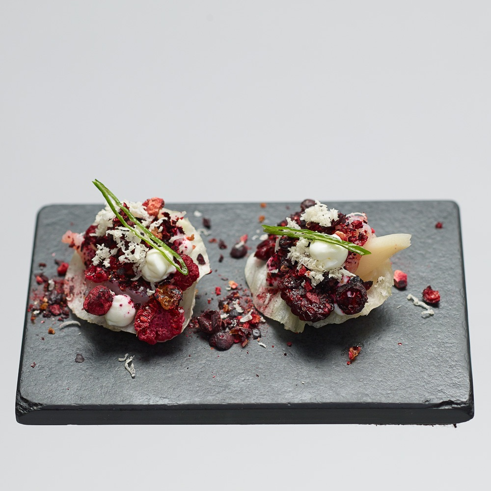 Reinstoff Restaurant Berlin Dessert