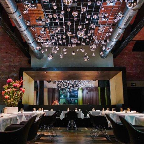 Reinstoff Restaurant Berlin Einrichtung