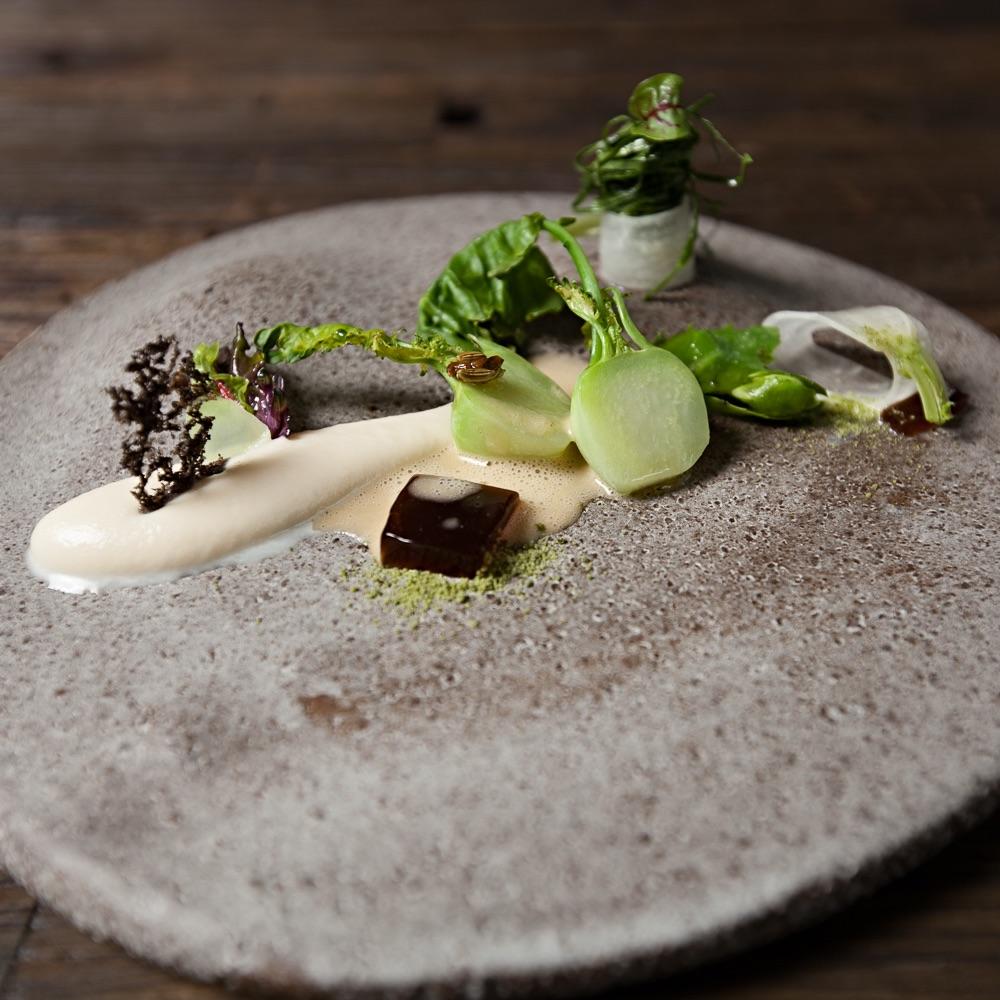 Rutz Restaurant Berlin Mitte Gemüse