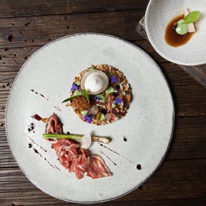 Rutz Restaurant Berlin Mitte Gerichte