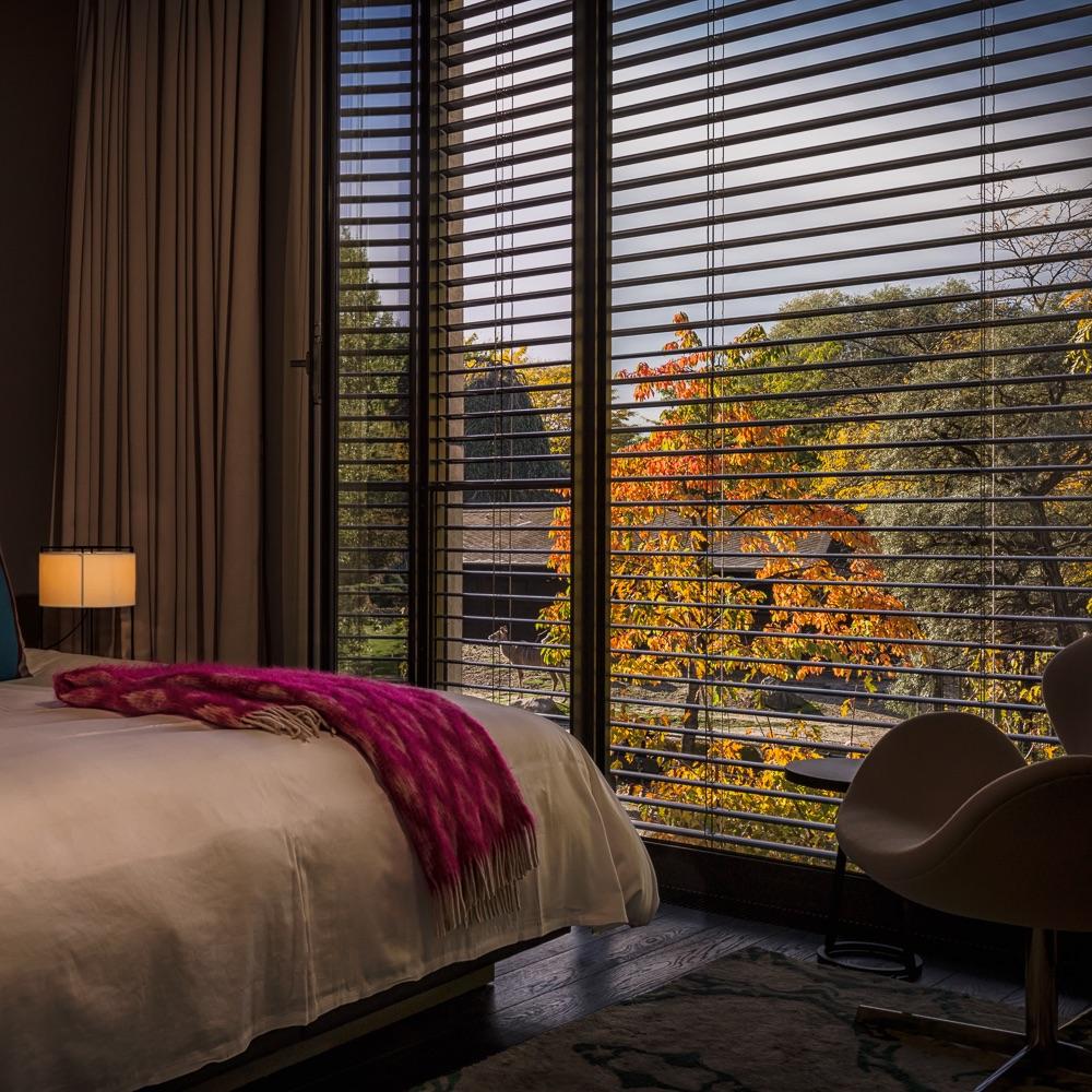 Stue Hotel Berlin Tiergarten Zimmer mit Blick in den Tiergarten
