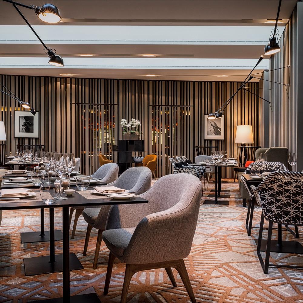 Stue Hotel Berlin Tiergarten Restaurant