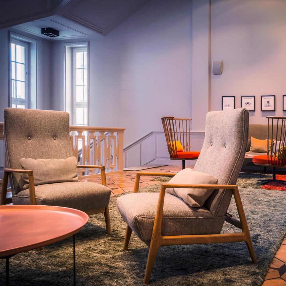 Stue Hotel Berlin Tiergarten Sessel