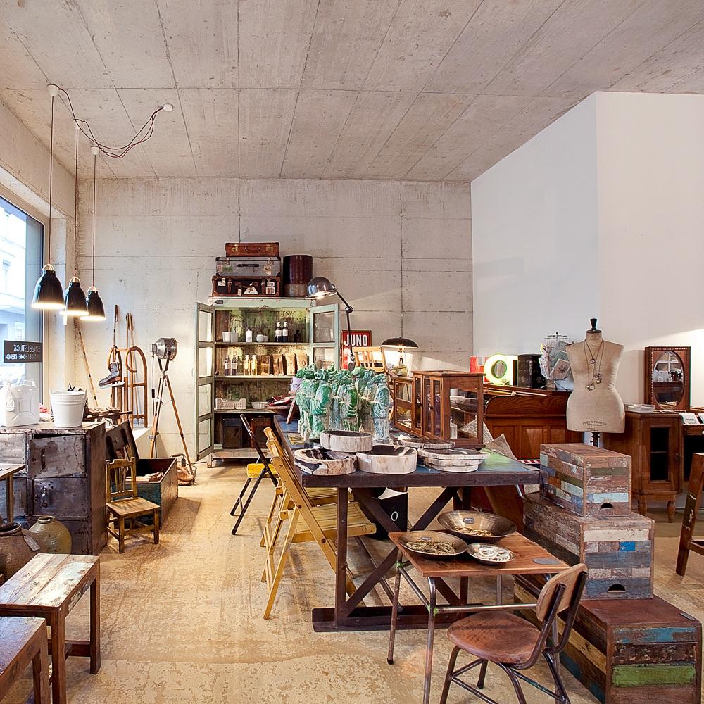 Einzelstück Interior Lifestyle Shop Zürich Store