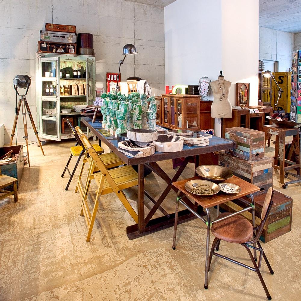 Einzelstück Interior Lifestyle Shop Zürich Möbel