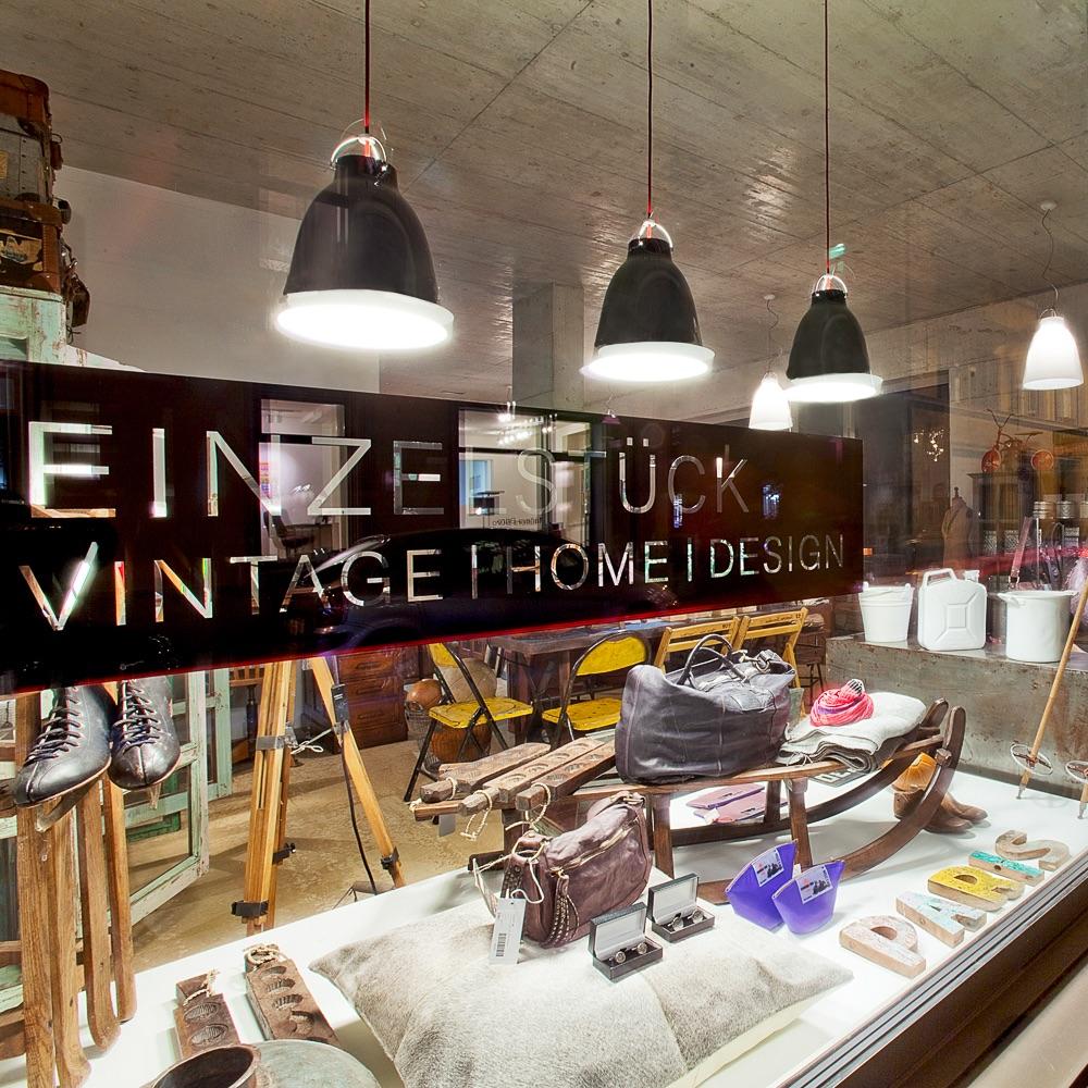 Einzelstück Interior Lifestyle Shop Zürich Concept Store