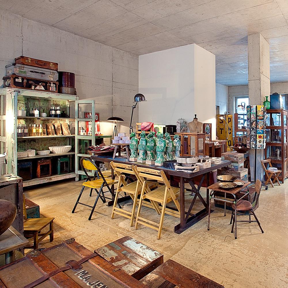 Einzelstück Interior Lifestyle Shop Zürich