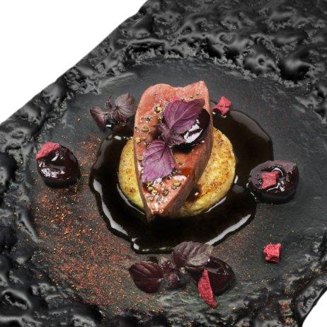 First Floor Michelin Stern Restaurant Berlin Fleisch