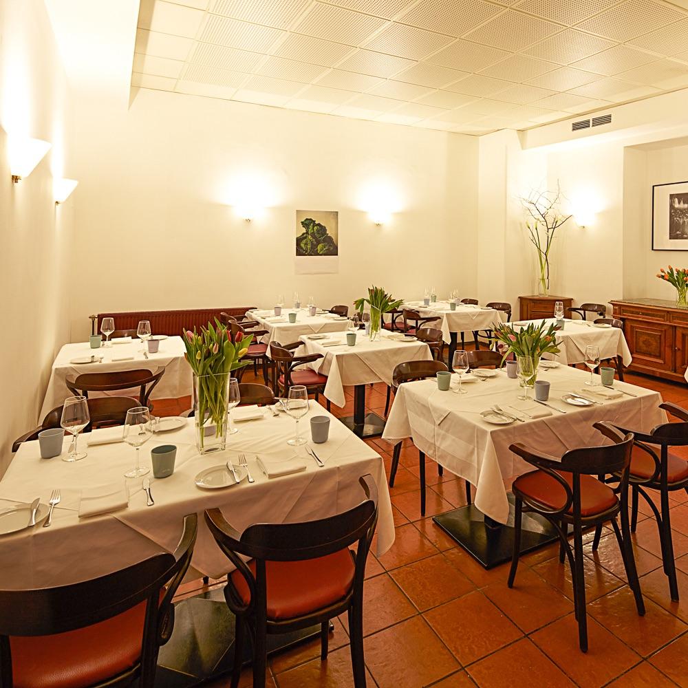 Restaurant Petz im Gusshaus Wien Interieur