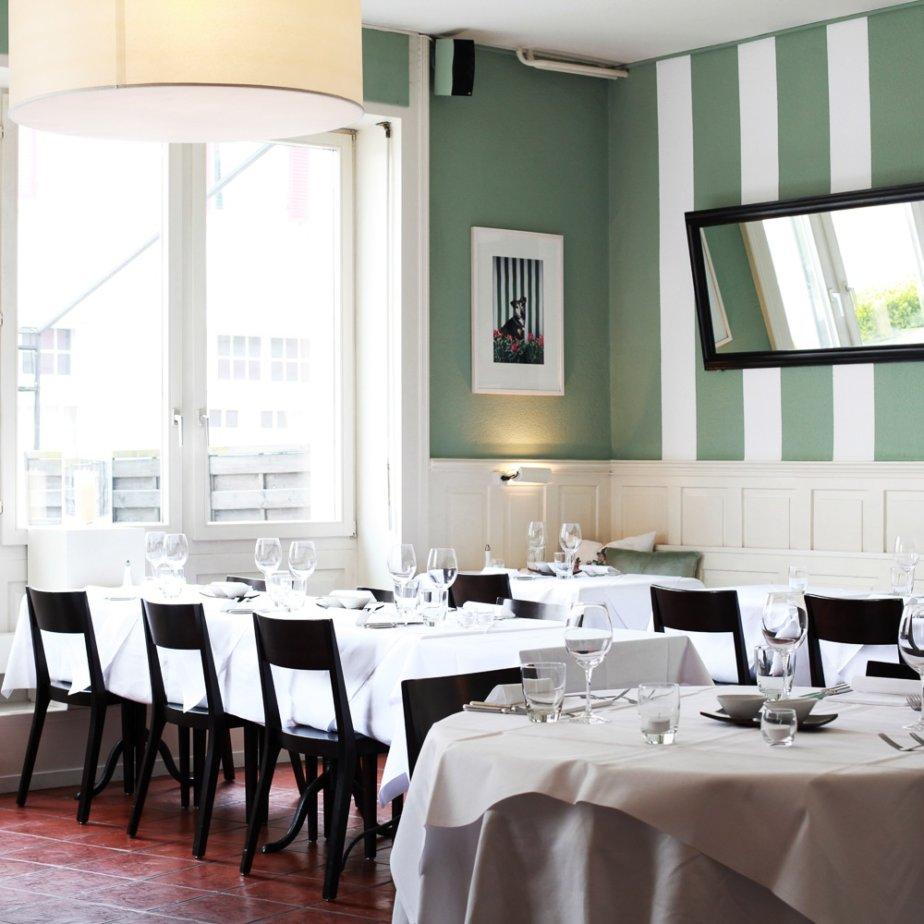 Jdaburg Restaurant Zürich Interieur