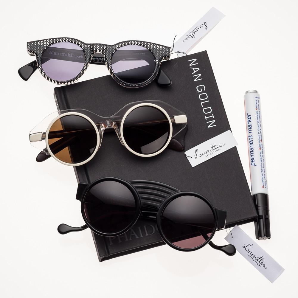 Lunettes Brillen Berlin Runde Sonnenbrillen