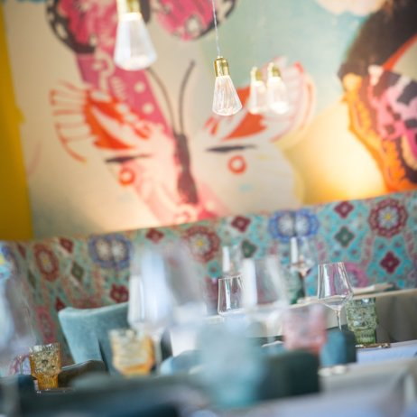 Mercado Restaurant Bar Wien Interieur