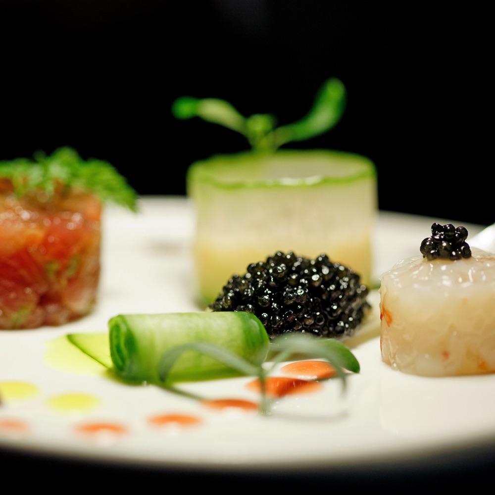Shiki Japanisches Restaurant Bar Wien Vorspeise