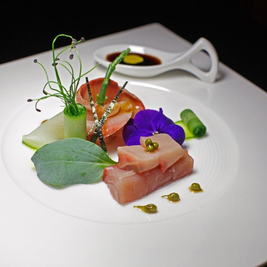 Shiki Japanisches Restaurant Bar Wien Gericht