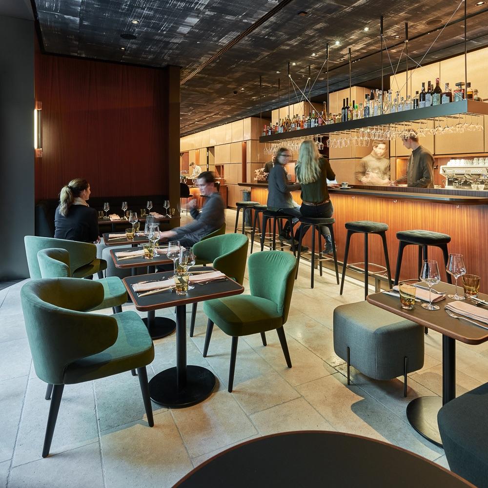 Shiki Japanisches Restaurant Wien Tische