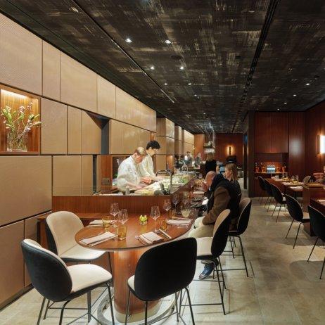 Shiki Japanisches Restaurant Wien Interieur