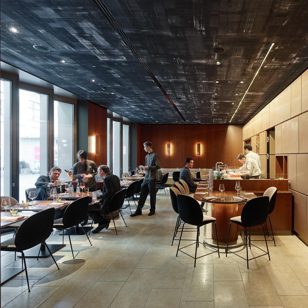 Shiki Japanisches Restaurant Wien Einrichtung