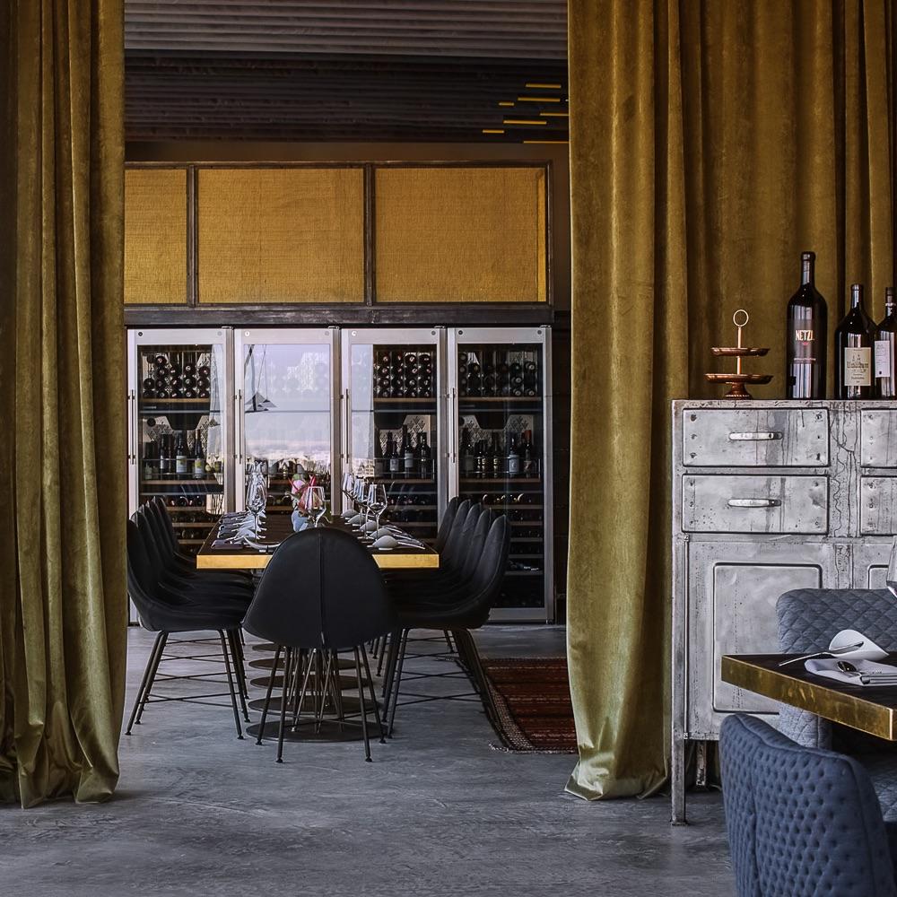 Skykitchen Restaurant Andels Berlin Einrichtung