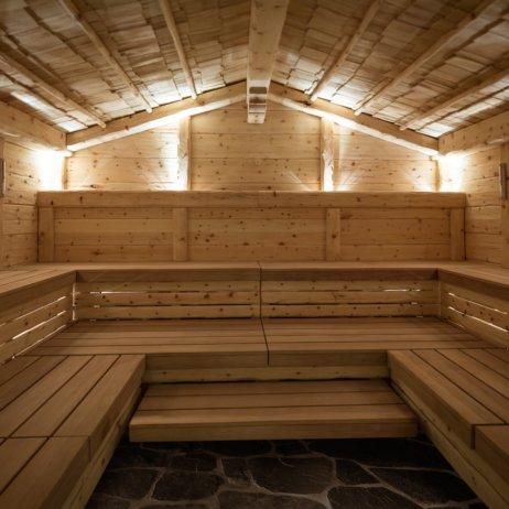 Stanglwirt Hotel Going am Wilden Kaiser Österreich Sauna
