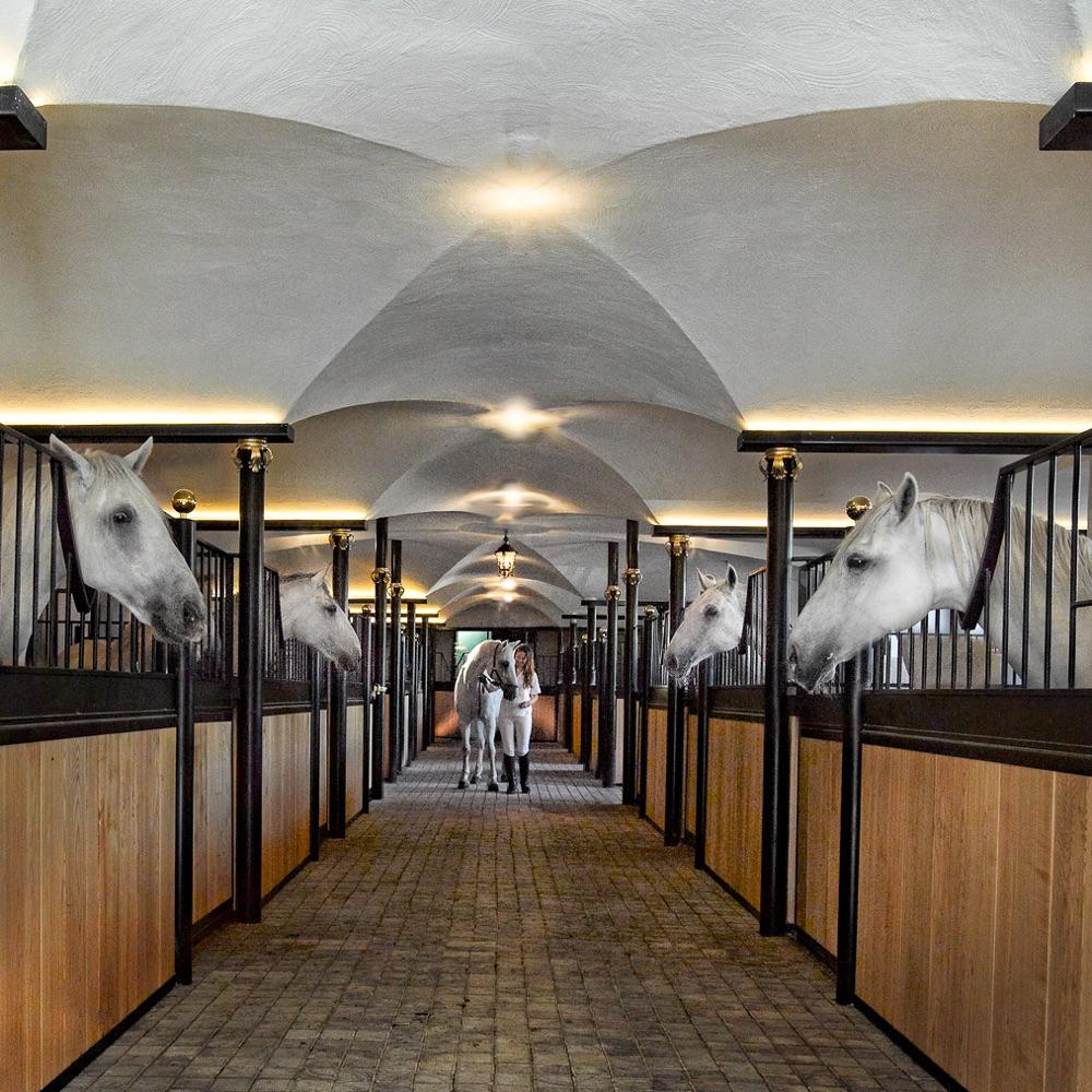 Stanglwirt Hotel Going am Wilden Kaiser Österreich Stall