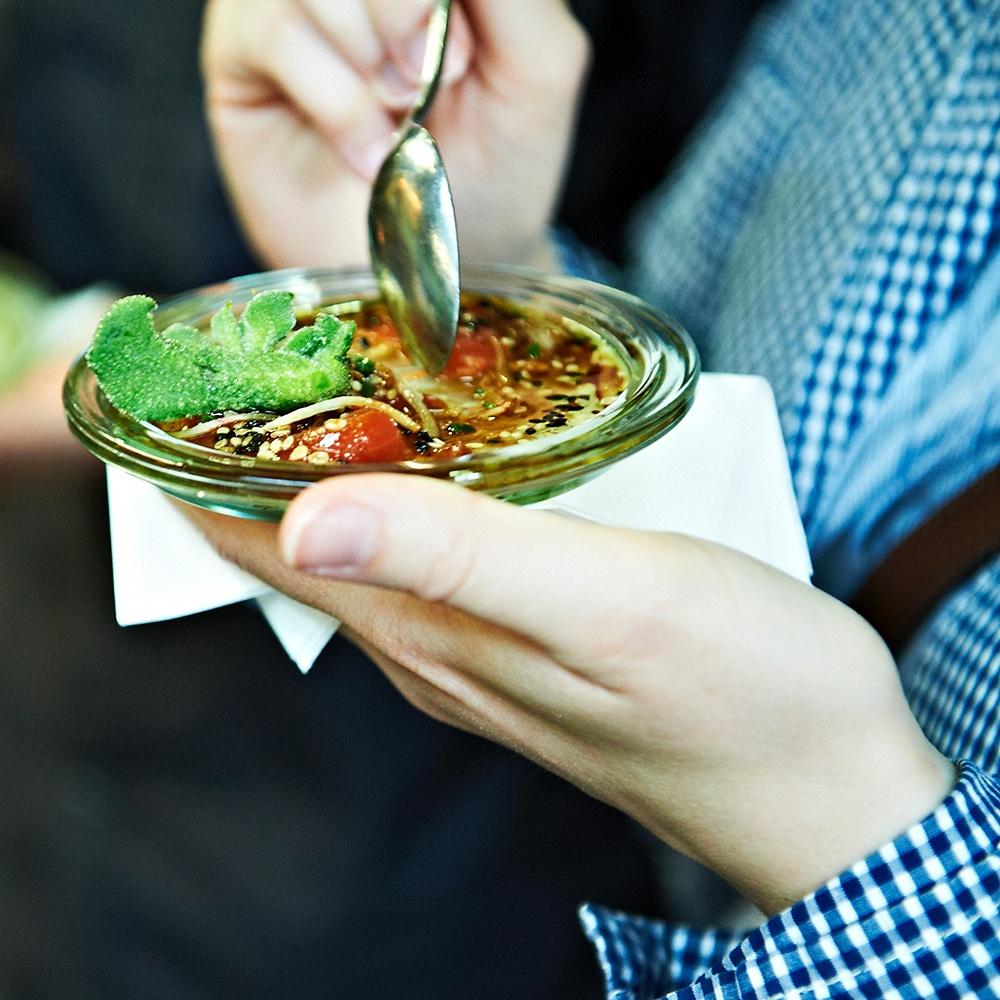 Tschebull Öterreichisches Restaurant Innenstadt Vorspeise