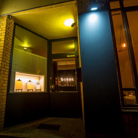 Biest Restaurant Eimsbüttel Außenansicht