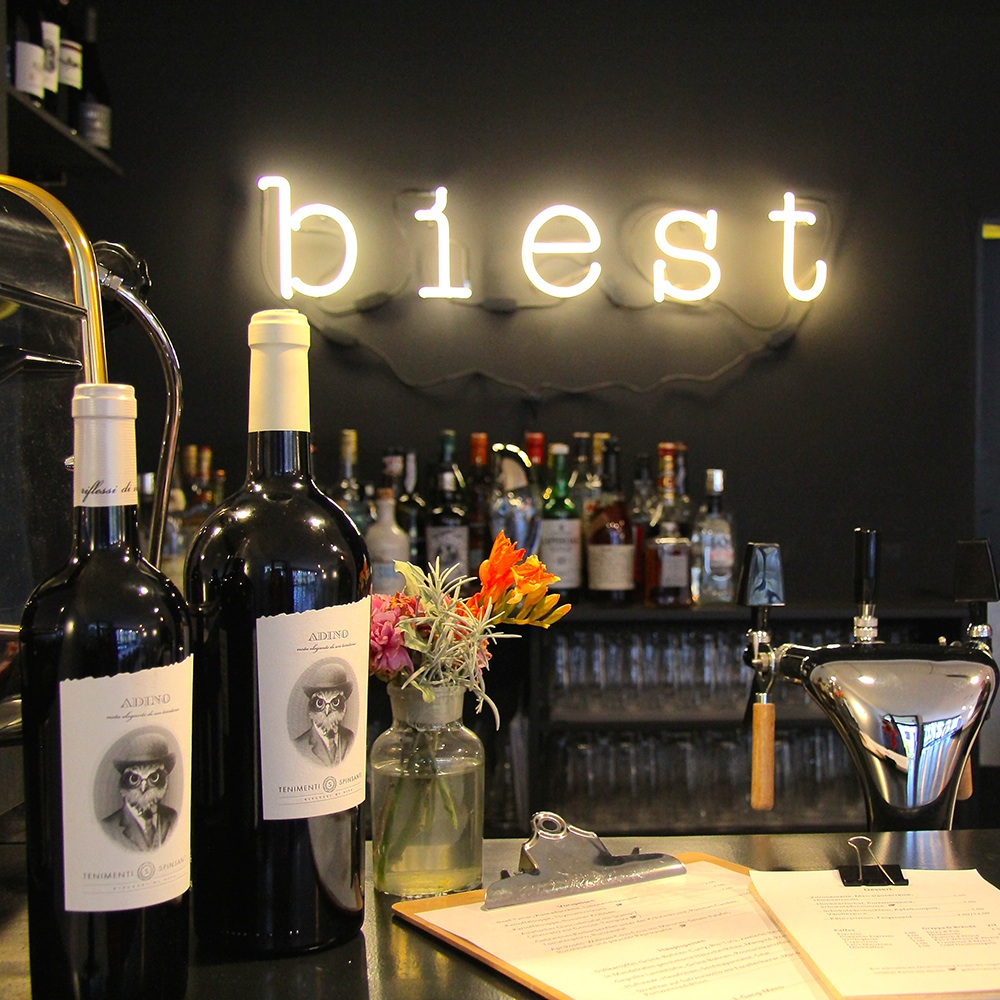 Biest Restaurant Eimsbüttel Bar