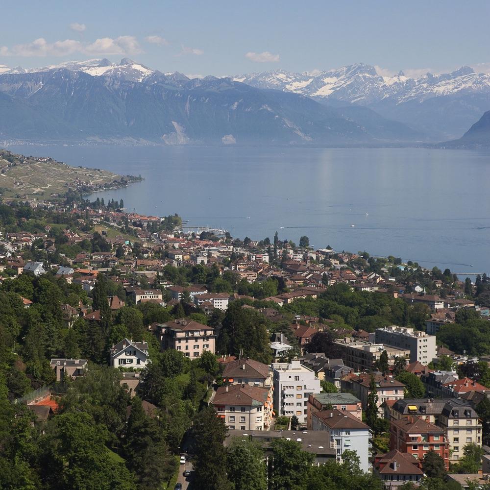 Brillantmont International School Lausanne Schweiz Genfersee