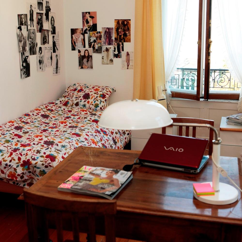 Brillantmont International School Lausanne Schweiz Zimmer