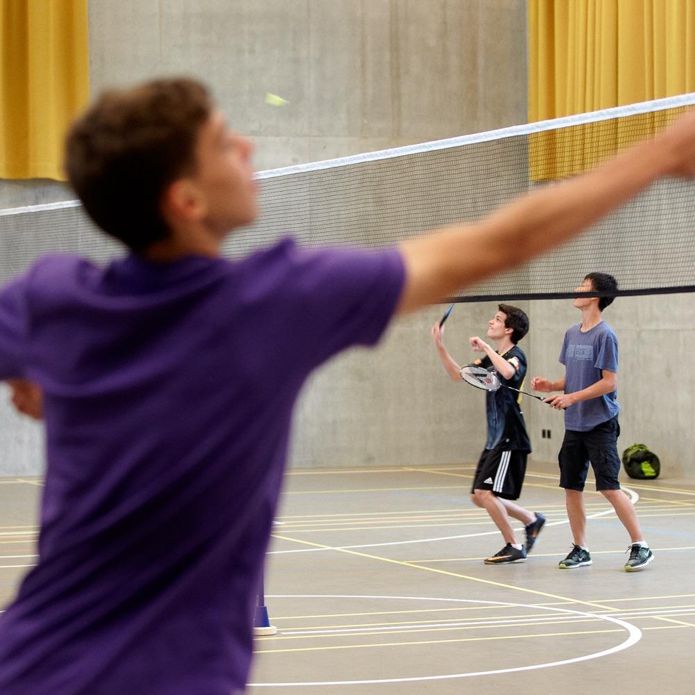 Brillantmont International School Lausanne Schweiz Sport