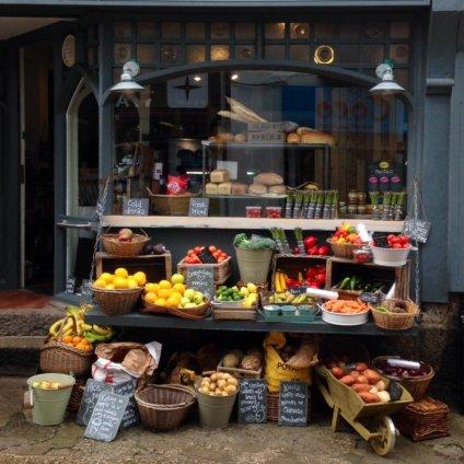 Lebensmittel einkaufen Berlin