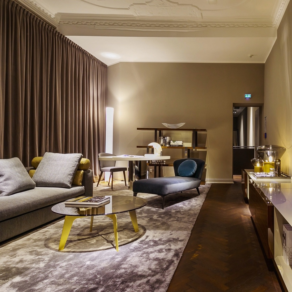 Minotti Showroom Berlin - Berlin | CREME GUIDES
