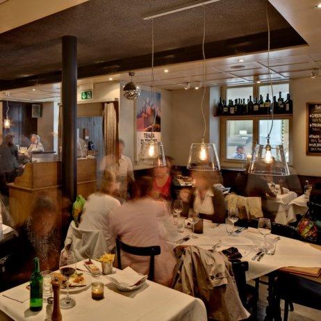 Rosalys Restaurant Zürich Tische