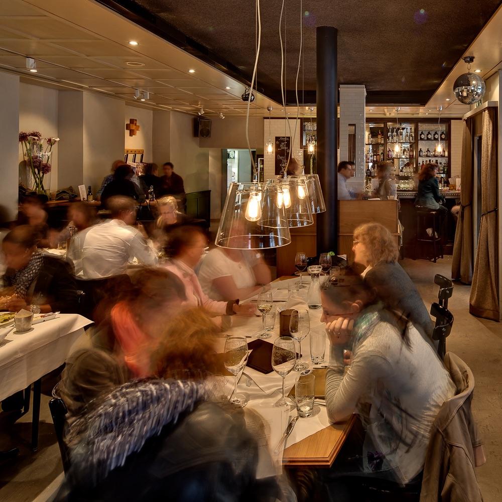 Rosalys Restaurant Zürich Innenraum