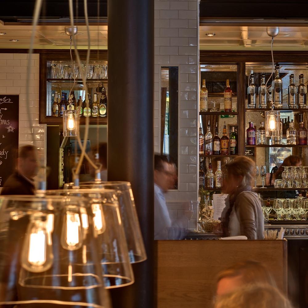Rosalys Restaurant Zürich Interieur