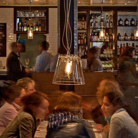 Rosalys Restaurant Zürich Gastraum
