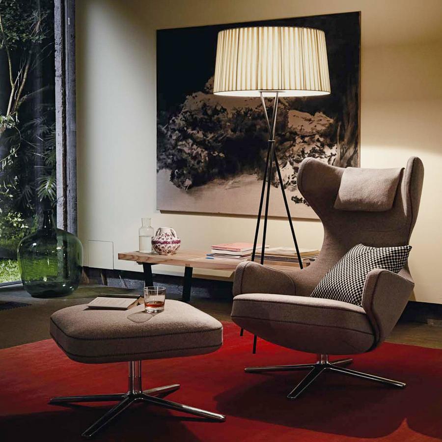Ruby Interior Design Berlin Sessel und Hocker