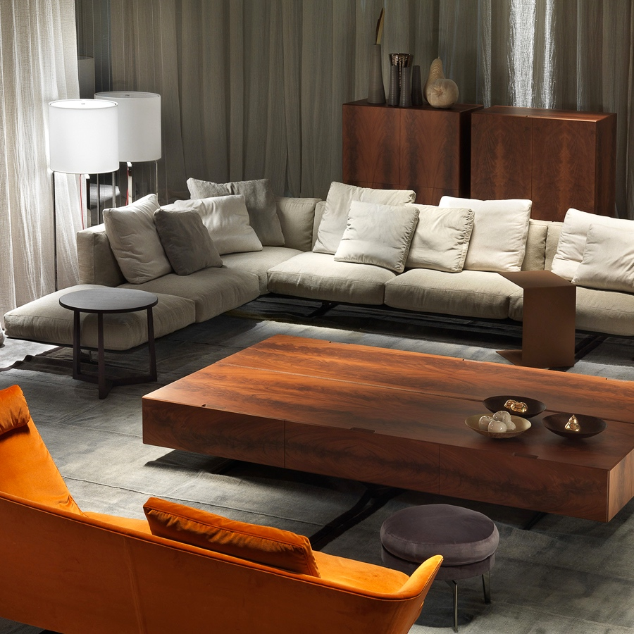Ruby Interior Design Flexform Berlin Sofa
