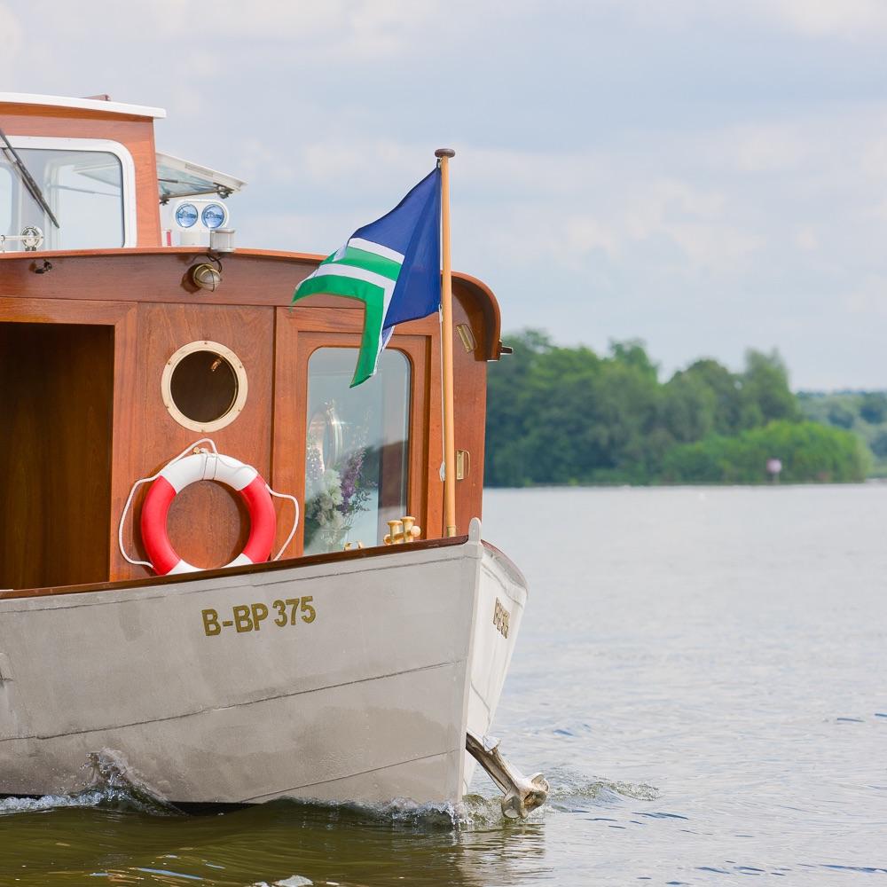 Salonschiff Miss Marple Bootsverleih Berlin Bug