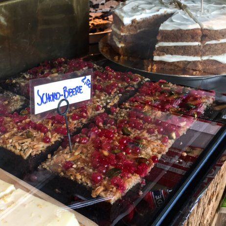 Spreegold Cafe Restaurant Berlin Kuchen