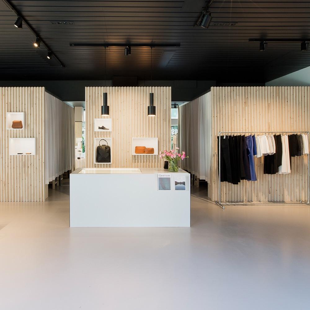 Street Files Fashion Zürich Store