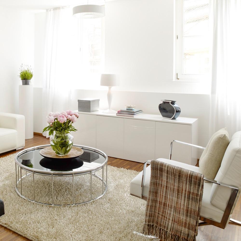 Vision Apartments Wien Wohnzimmer