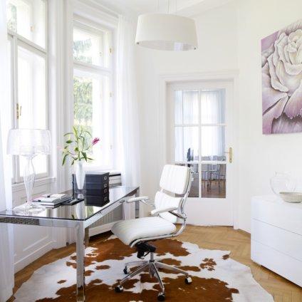 Vision Apartments Wien Arbeitszimmer